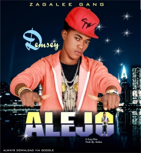 The dope dance hall singer is here again after his last single wt kedox titled ILEKE, he titled dis Alejo featuring Minus-Two. Download and listen too